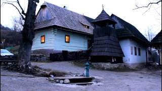 preview picture of video 'Visit Historical Vlkolinec Village in Slovakia'