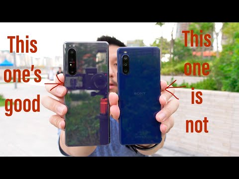 External Review Video 0n0ysbEA3lU for Sony Xperia 10 II Smartphone