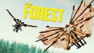 КАК СДЕЛАТЬ ДЕЛЬТАПЛАН в The Forest