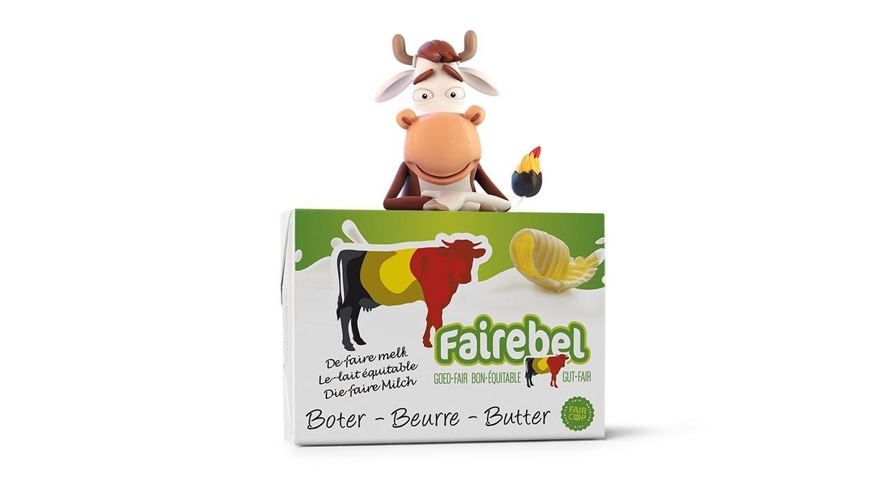 Die Butter von Fairebel (FR-DE)