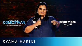 Syama Harini - Why I chose Stand-Up Comedy | Comicstaan Semma Comedy Pa |  Amazon Prime Video