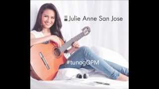 Let Me Be The One - Julie Anne San Jose (Audio)