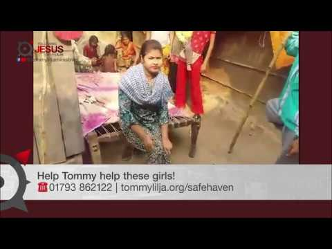 Help Tommy help these girls!