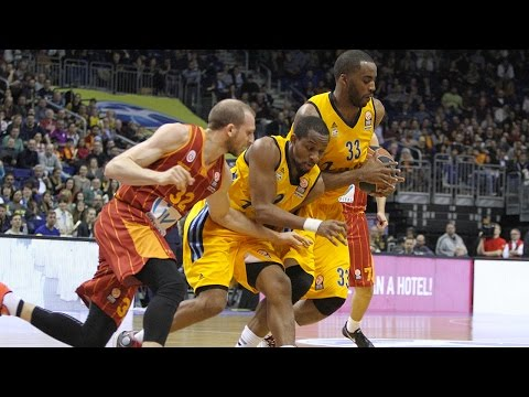 Highlights: Top 16, Round 11 vs. Galatasaray