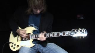 Guitar-View.com Dean Cadillac vs. Epiphone G400 Custom