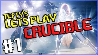 Destiny   Lets Play Crucible #1   Jewel Of Osiris On Thieves Den