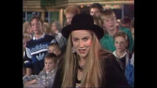 LIAN ROSS - Say Say Say (TV performance 25.11.1988)