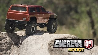 Redcat Everest Gen7 Sport 1/10 Scale Electric RC Scale Rock Crawler