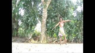 preview picture of video 'Clef 35, section 3 - conté en français par Nimo, 2010 à Mahalé, Kribi, Cameroun'