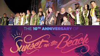 Red Carpet | Arrivée des acteurs de Magnum P.I. & d'Hawaii 5-0