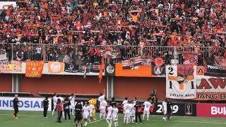 Auto Merinding! Satu Jiwa (Persija Anthem) Usai Laga Persija Vs Madura United (2-2) By The Jakmania