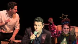 Joe McElderry - Smile / White Christmas - Spirit of Christmas Show - Newcastle