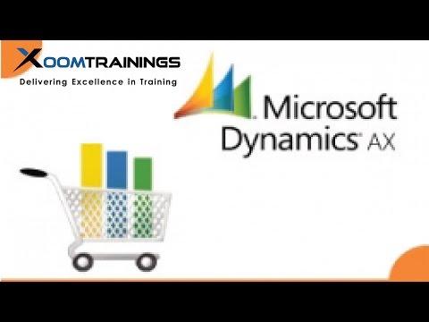 MICROSOFT DYNAMICS AX Online Training - YouTube