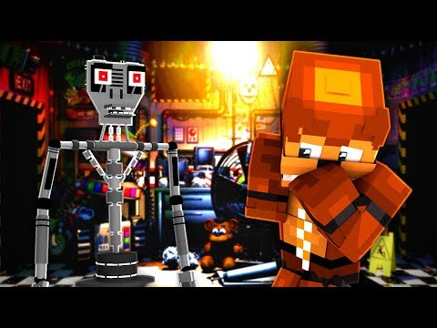 Minecraft FNAF Ultimate Episode 1 - THE ORIGINAL