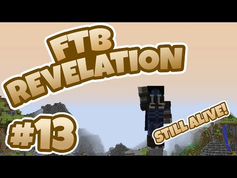 FTB Revelation LP - E4: Expanding The Lab & Planning For Bee