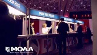 MOAA Career Fairs For Job Seekers