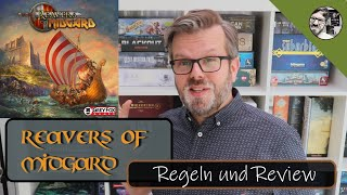 Reavers of Midgard - Regeln und Review