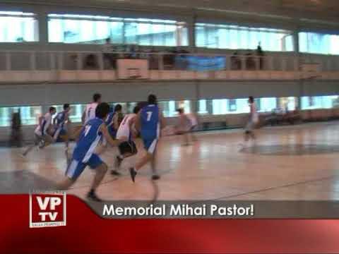 Memorial Mihai Pastor!
