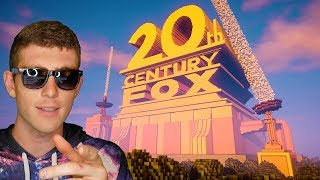 Best 20th Century Fox Minecraft Build on YouTube | Timeplase