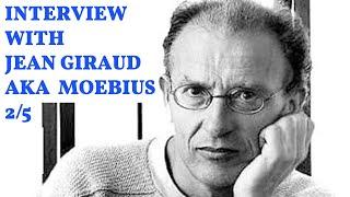 Interview With Jean Giraud Aka Moebius   2/5