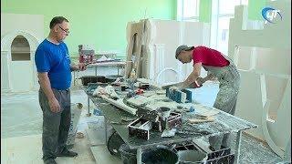 Сборная Новгородской области отправится на VI Национальный Чемпионат «Молодые профессионалы»