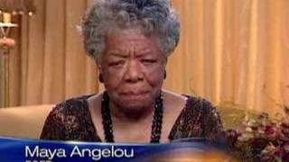 Angelou On The Power Of Words (CBS News)