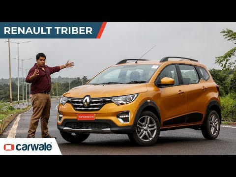 Renault Triber | Yes 🔥 Small Engined 7 Seater Works! | CarWale