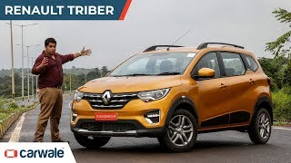 Renault Triber Bs6 Price Images Colours Reviews Carwale
