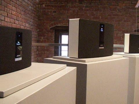 Primer vistazo: Sistema de audio SoundTouch de Bose