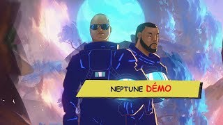 DJ Neptune Feat. Davido   Dèmo  (Comic Video)