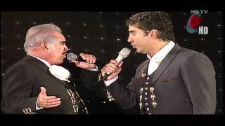 Alejandro  Vicente Fernandez - Perdón en vivo HD