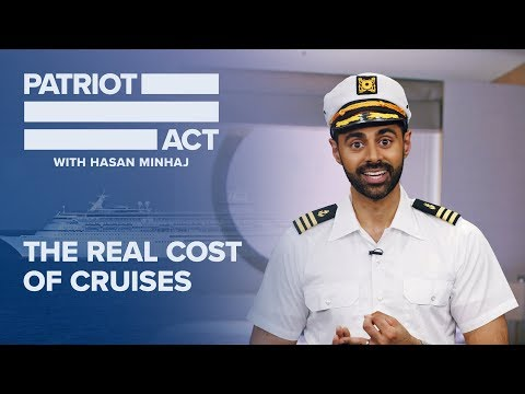 Hasan Minaj did an episode on cruise ships last year that everyone needs to see. These companies should NOT be bailed out.