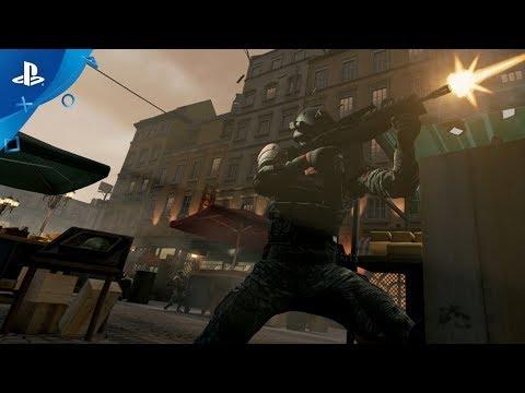 Bravo Team - PlayStation VR Announce Trailer | E3 2017 thumbnail