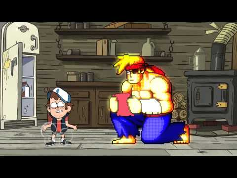 Rad Game Artist Gets Cameo On Disney Cartoon