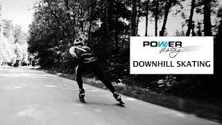 Powerslide Inlines-skola Del 18 - Nedförsåkning