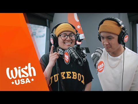 "Balisong Musik performs ""Kultura"" LIVE on the Wish USA Bus"
