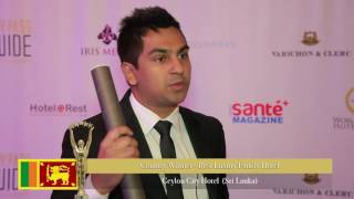 Ceylon City Hotel has announced that they have been nominated for the