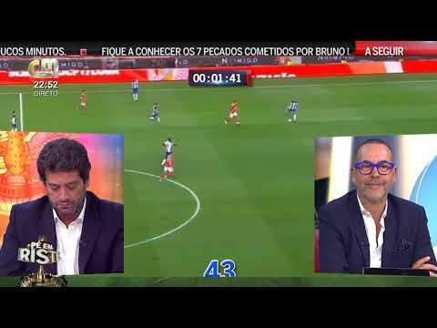 😁 'Olés' do FC Porto no estádio da Luz