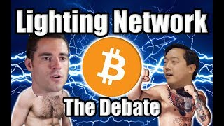 Roger Ver DEBATES Charlie Lee about Lightning Network! A BET IS MADE! [Bitcoin News]
