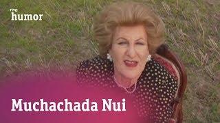 Celebrities: Pitita Ridruejo - Muchachada Nui | RTVE Humor