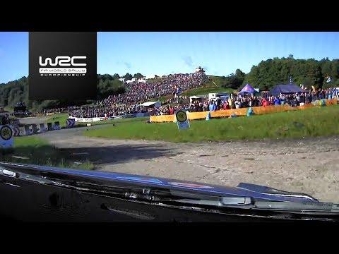 WRC - ADAC Rallye Deutschland 2017: ONBOARD Ott Tänak SS09