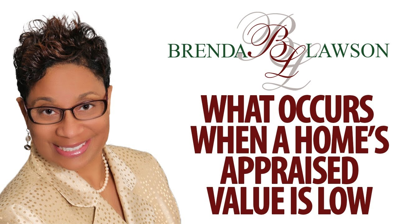What Happens When a Home's Appraised Value Is Lower Than the Purchase Price