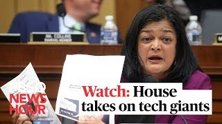 WATCH LIVE: Tech giants' power under scrutiny in House hearing on news, misinformation