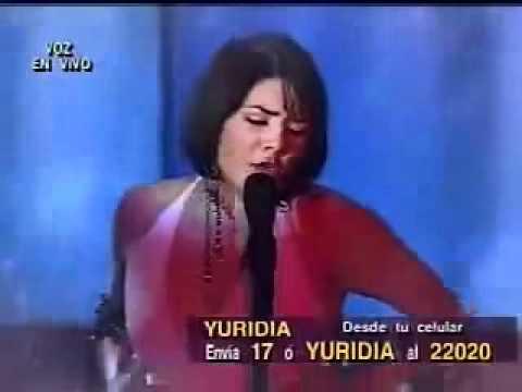 yuridia lo siento mi amor con critica