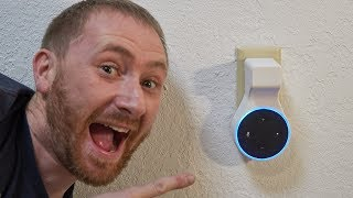Amazon Echo Dot Wall Mount by Skyreat Review