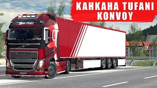Kahkaha Dolu Konvoy !! ETS 2