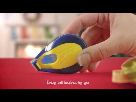 Sellotape Commercial (2013 - 2014) (Television Commercial)