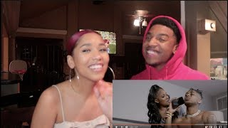 DDG AND KENNEDY BACK TOGETHER ?? DDG   Hold Up (Official Video) Ft. Queen Naija  REACTION
