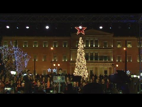 Γ. Καμίνης: Χριστούγεννα αλληλεγγύης, ειρηνικής συνύπαρξης και συναντίληψης των λαών στην Αθήνα