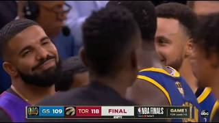 GOLDEN STATE WARRIORS Vs TORONTO RAPTORS THE NBA FINALS 2019 GAME 1|4th Quarter Recap May 30 2019